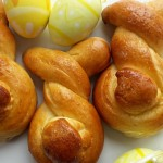 Easter Bunny Brioche