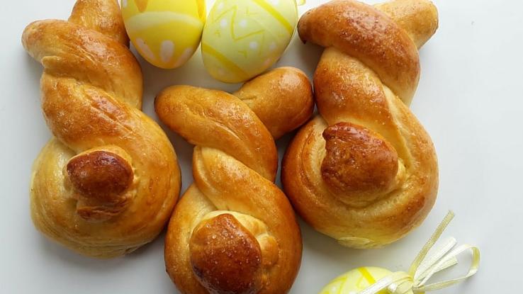 nyuszi briós húsvétra
