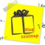 Én és a blog