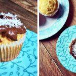 Paleo muffin kókuszliszttel