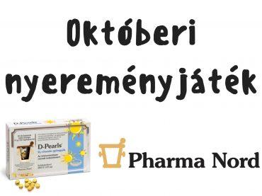 Pharma Nord játék