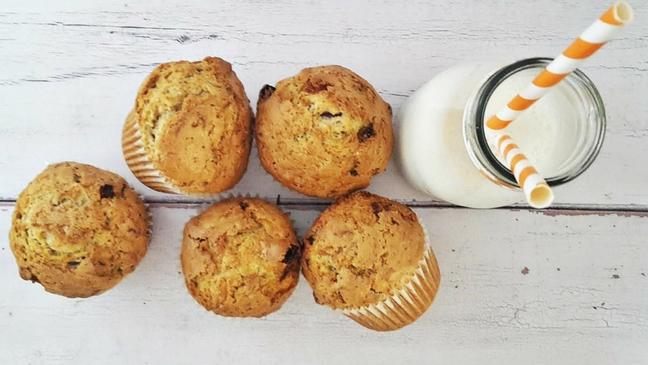 cukkinis muffin