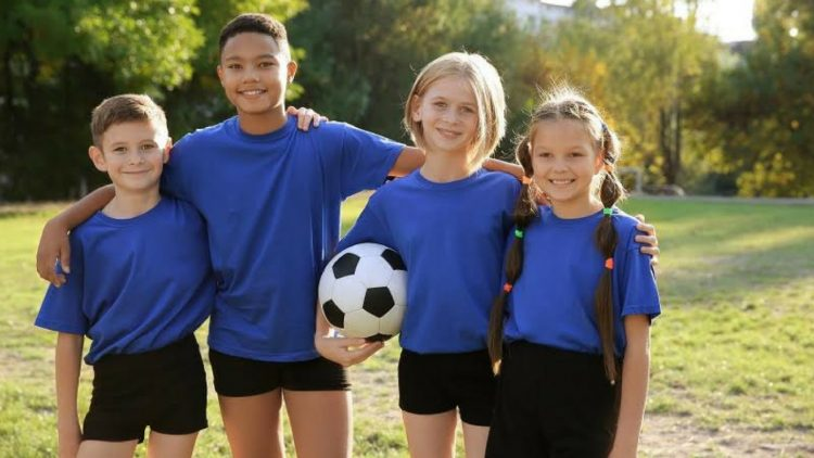 get soccer uniforms