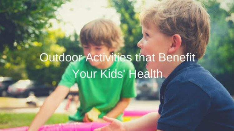 activities benefit health