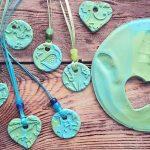 Kék-zöld színű kreatív ötletek a Föld Napjára