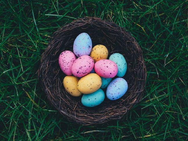 tojásfestés misztériuma