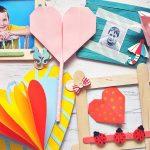 Apabarát kézműves ötletek anyák napjára