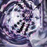 Varázslatos fények: kaleidoszkóp házilag