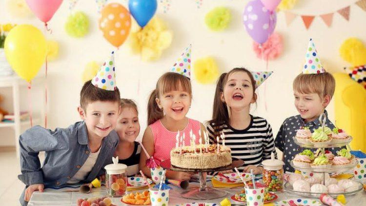 memorable birthday party