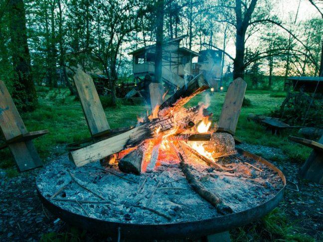 useful camping skills