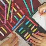 Iskolakezdésre: írószertartó filcből varrás nélkül