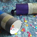 Bolondos szilveszter: konfetti kilövő