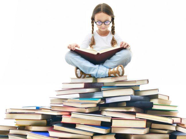 képregényt olvasni