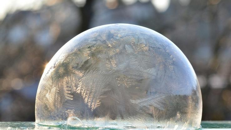téli jégvarázs