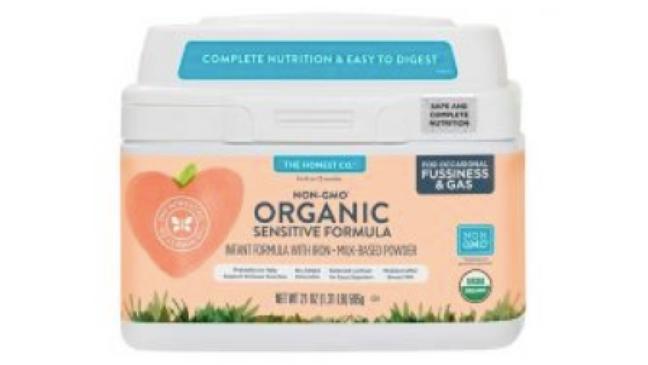 organic formula