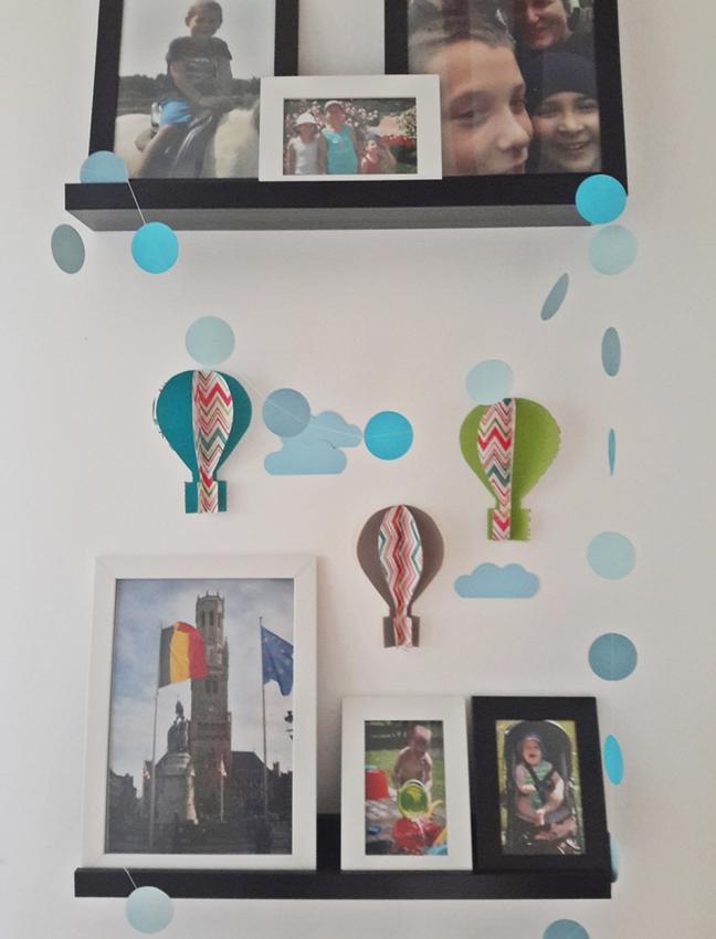 diy hőlégballonok