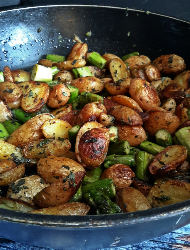 spárgás újkrumpli