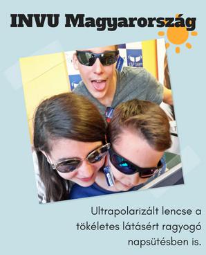 INVU napszemüveg
