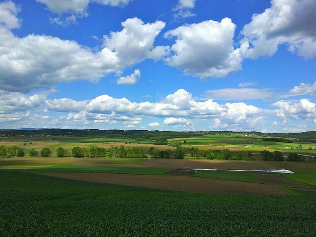 Burgenland Ausztria