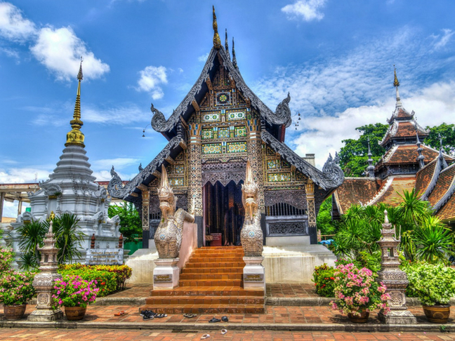 holiday destinations in Thailand