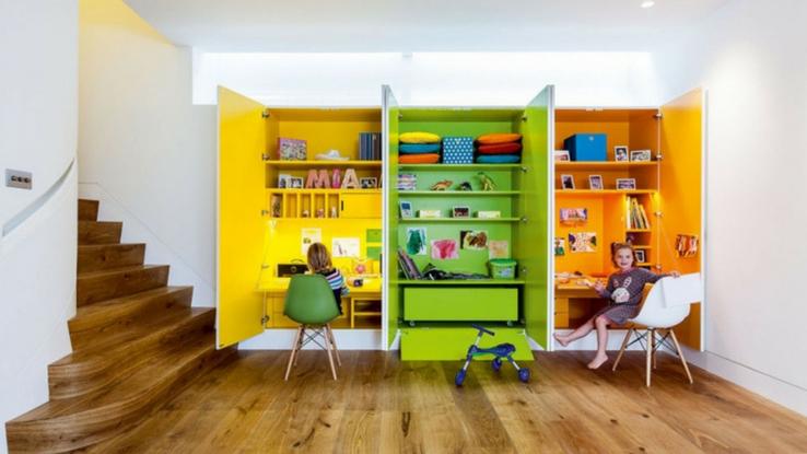 organise storage