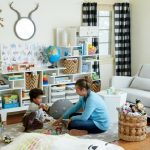 How to Create a Kid-Friendly Living Room?